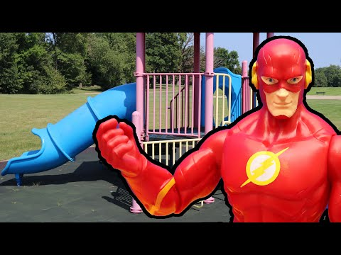 Playing With The Toys We Have | Learning Creativity And Imagination | The Flash Shark Adventure