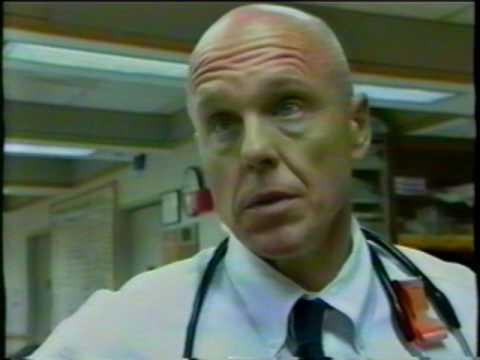 Beth Israel Emergency Department NYC German TV Documentary 2001