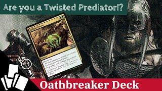 Garruk Apex Predator Deck– Oathbreakdown – EPS005