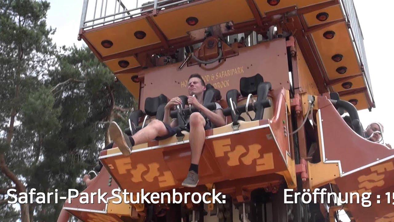 Freizeitpark Test Safari Park Stukenbrock Youtube