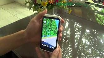 Chụp ảnh màn hình HTC One X