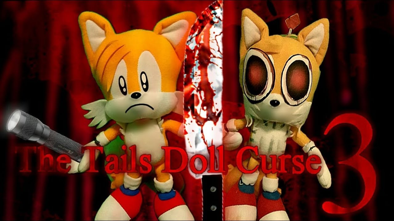 Sonic The Hedgehog The Tails Doll Curse 3 Late Halloween Special Youtube