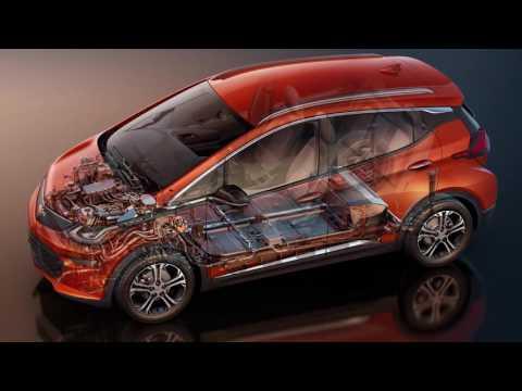 2017 Chevrolet Bolt EV Road Test