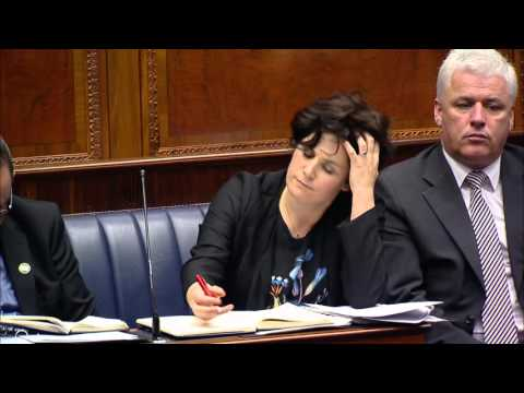 Question Time: Agriculture and Rural Development Monday 12 October 2015