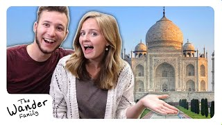 FAMILY ANNOUNCEMENT!!! TRAVEL WITH US TO INDIA!