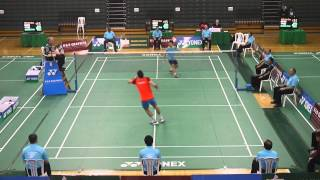 2014 K&D Graphics & YONEX Grand Prix Badminton Championships MSF 1080P HD