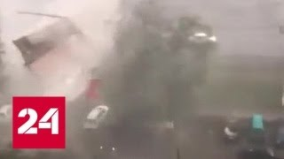 """""""Погода 24"""": осень вступает в свои права - Россия 24"""