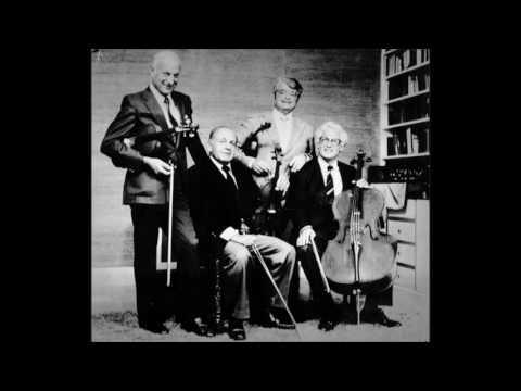 Mozart - String quartet K.465 - Amadeus SQ 1954
