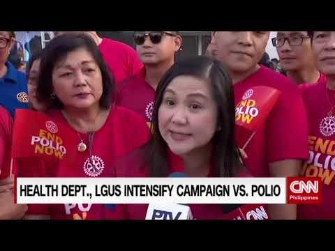 Health Department, LGUs intensify campaign vs. Polio thumbnail
