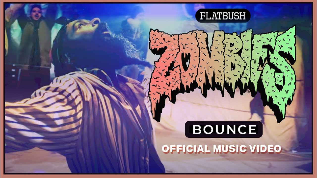 Flatbush Zombies Bounce Music Video Youtube