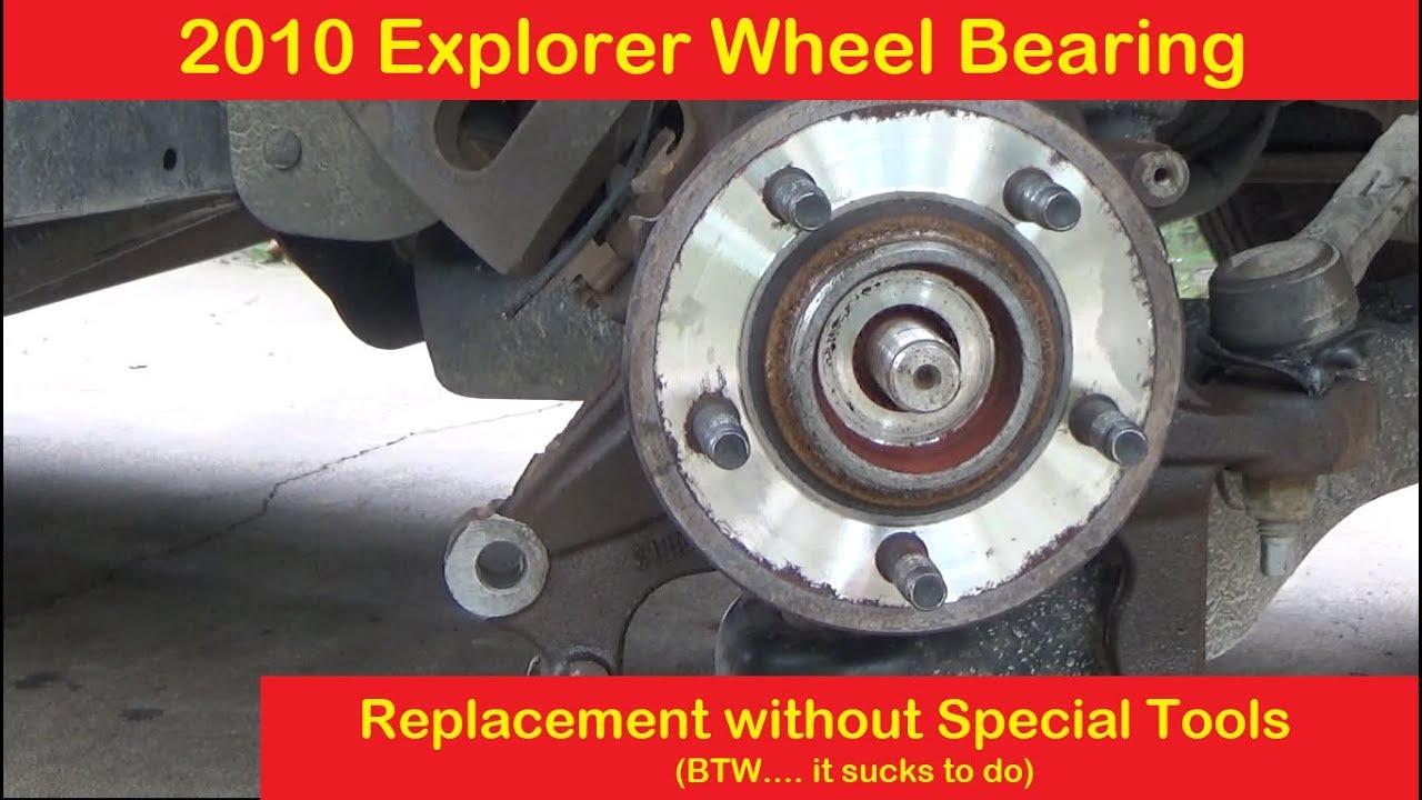 REAR Wheel Bearing /& Hub Assembly FITS FORD EXPLORER 2006-2010