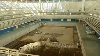 Abandono del Parque Olímpico de Río de Janeiro