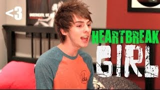 5 Seconds Of Summer - Heartbreak Girl (Cover) by Janick Thibault