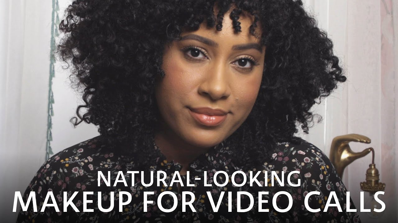 Natural-Looking Makeup for Video Calls | #StayHome with Sephora