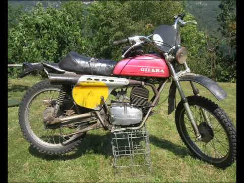 gilera enduro 50cc 1975 youtube. Black Bedroom Furniture Sets. Home Design Ideas