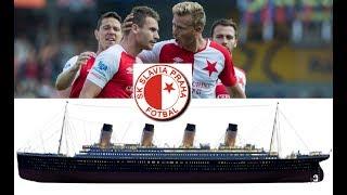 ● Významné góly SK Slavia Praha s hudbou z Titanicu ● My Heart Will Go On ●
