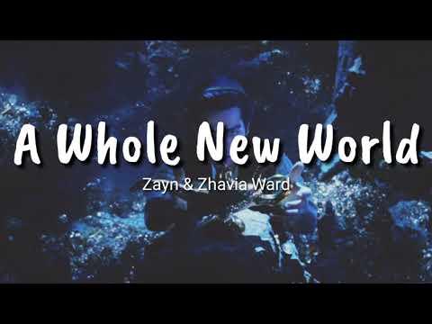 Zayn & Zhavia Ward - A Whole New World Lyrics   Terjemahan Indonesia
