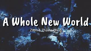 Download lagu Zayn Zhavia Ward A Whole New World Lyrics Terjemahan Indonesia