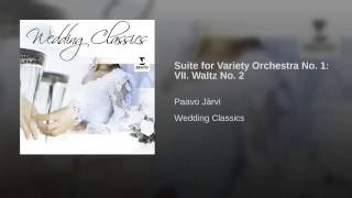 Jazz Suite No. 2, Op. 50b: VI. Waltz