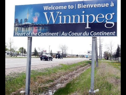 Conoce Winnipeg Manitoba Canada