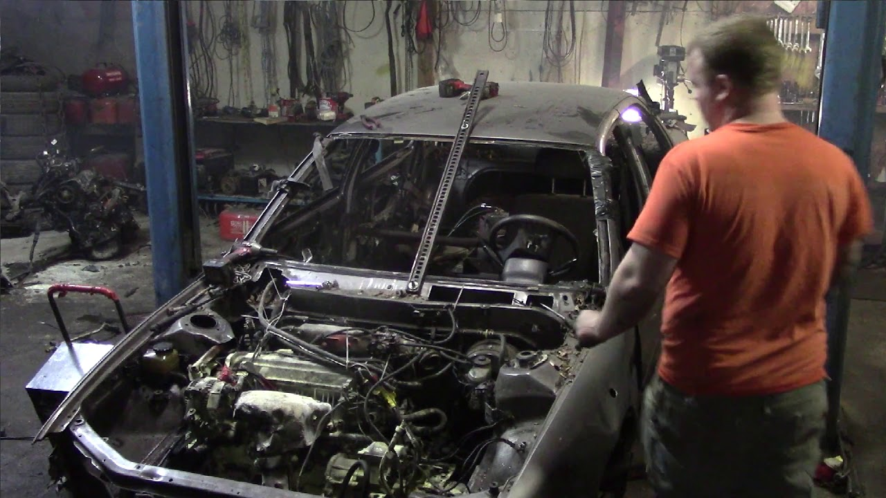 toyota camry motor swap first start egr delete simple wiring harness [ 1280 x 720 Pixel ]