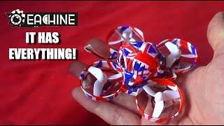 The Best Brushless Whoop! - Eachine UK65 US65