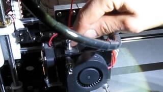 3-д принтер сборка доработка (3 d printer)