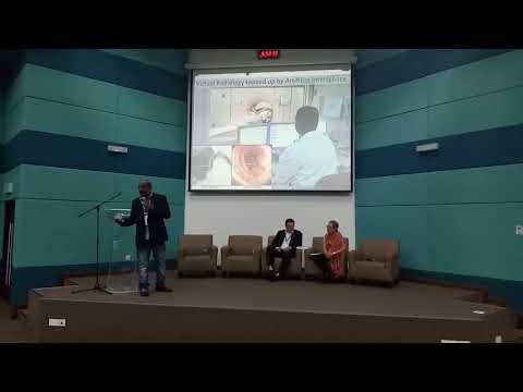 Dr Murali Bharadwaz, CEO,  Click2Clinic @ Innovate Healthcare AsiaPacific 201, Kualalumpur, Malaysia