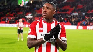 Steven Bergwijn - Goals, Assists & Skills - 2018/19