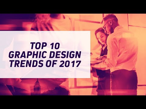 Top 10 Graphic Design Trends of 2017