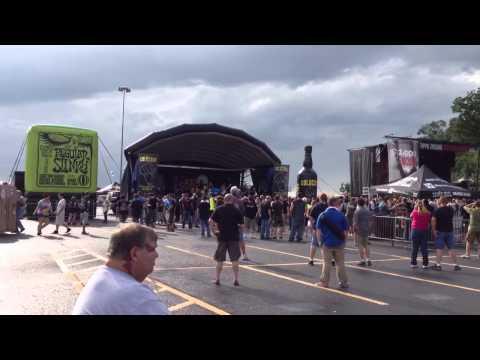Rockstar Uproar Festival Scranton PA 12