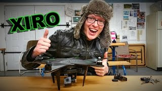 XIRO Xplorer Follow Me Mode Explained - TheRcSaylors(With so many features offered by the XIRO Xplorer Drone, it's time to break a few of them down. In this video, we'll take a close look at the follow me feature ..., 2016-02-18T22:15:18.000Z)