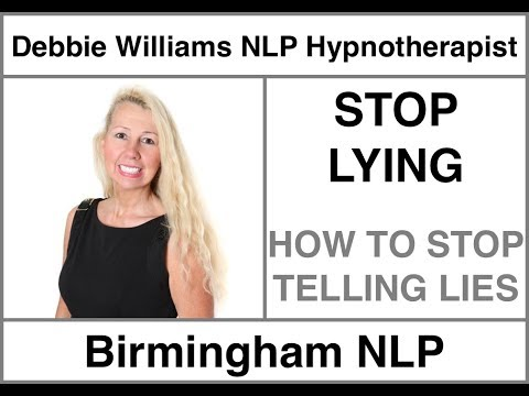 Lying Help - How To Stop Telling Lies