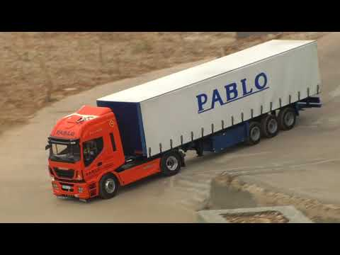 Club rc N 340, Rc Trucks, Camiones rc, Maquinas rc, Rc Fahrzeuge,