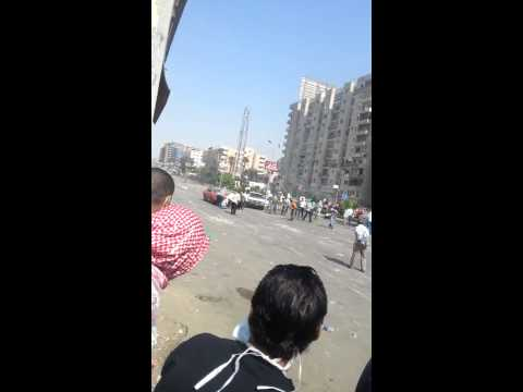 Video Of Camerawoman Shot In Rabaa, Cairo, August 14th