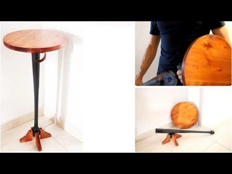 DIY: Self Defense Tactical Bedside Table