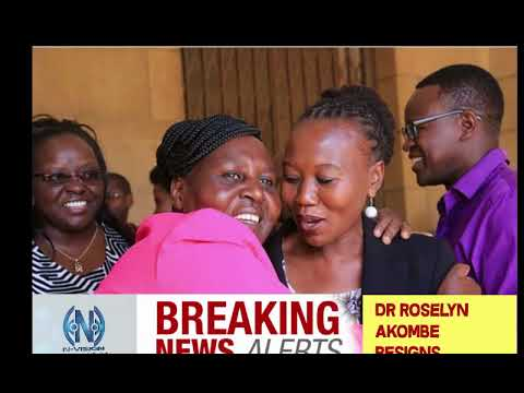 Dr Roselyn Akombe Quits IEBC ,  BBC Interview thumbnail