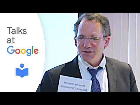 """Shane Greenstein: """"How the Internet Became Commercial"""" 