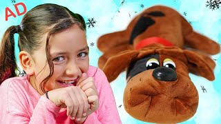 All I Want For Christmas Is A Friend | Kids Song with Pound Puppies