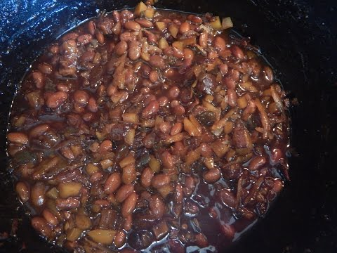Baked Bean Recipe Like No Other | Homemade Baked Beans
