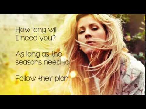 Ellie Goulding  How Long Will I Love You Lyrics