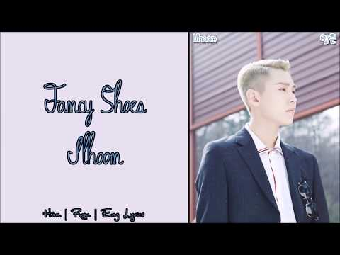 Ilhoon (정일훈) (BTOB) - Fancy Shoes [Han|Rom|Eng Lyrics]