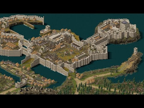THE SIEGE of NOVIGRAD - Stronghold HD |
