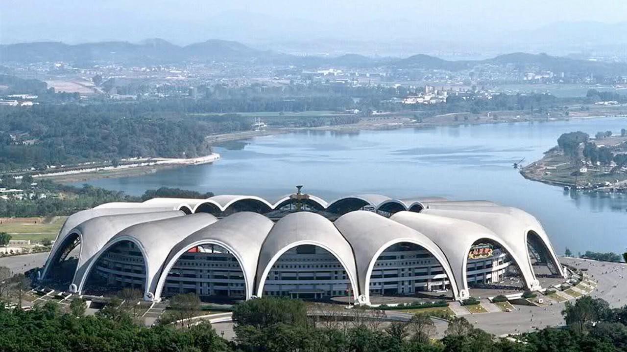 Рекорд Гиннеса. Самый большой стадион в мире