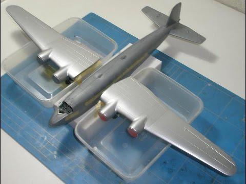 Revell 1/72 Focke Wulf Fw200 Syndicato - Part 1