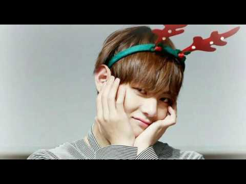 Image result for taehyung christmas