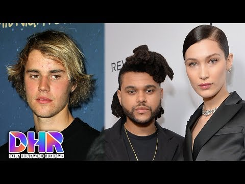 Justin Bieber Saves Woman At Coachella - The Weeknd Spotted KISSING Bella Hadid (DHR)