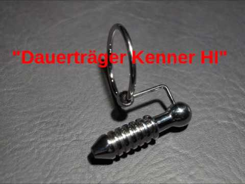 SchoepfersReiz.de - Dauerträger Kenner HI - Urethral Sounding - Harnröhrenimplantat