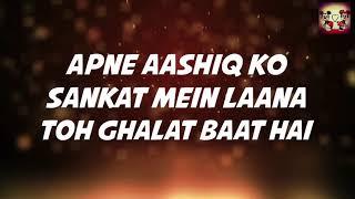 Galat Baat Hai whatsapp status video whatsapp love status video