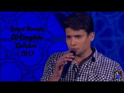 Israel Novaes CD Novo Completo Lançamento Outubro 2017